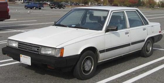Toyota Camry gen1