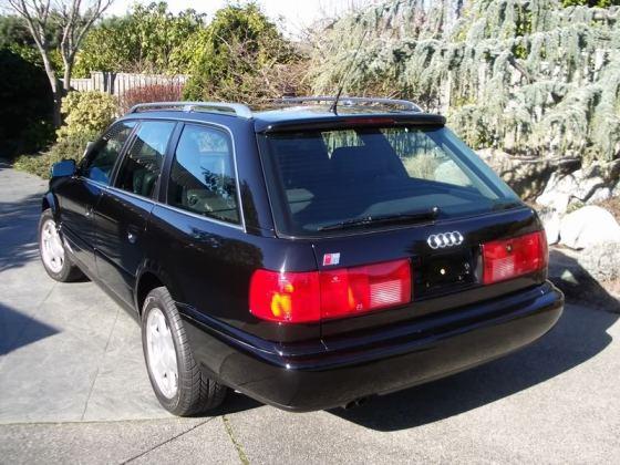 Audi S6.8