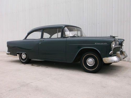 Chevrolet 1955 150 two door