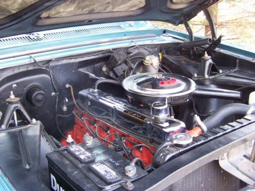 Chevrolet 1964 230 six-1964