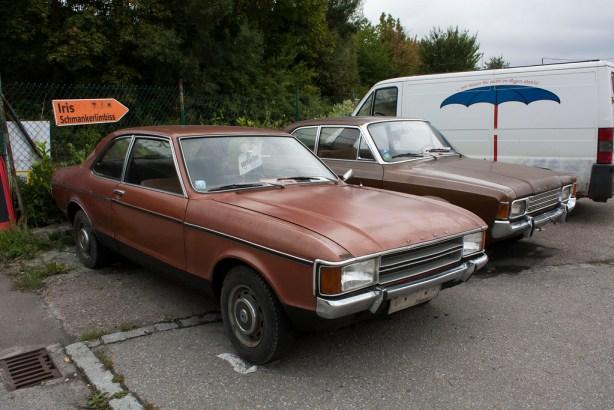 Ford D 1973 Consul fq
