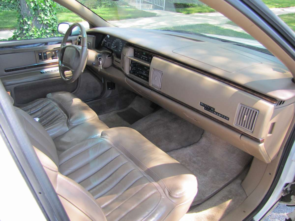 Curbside Classic 1996 Buick Roadmaster Collector S Edition B There Til The End