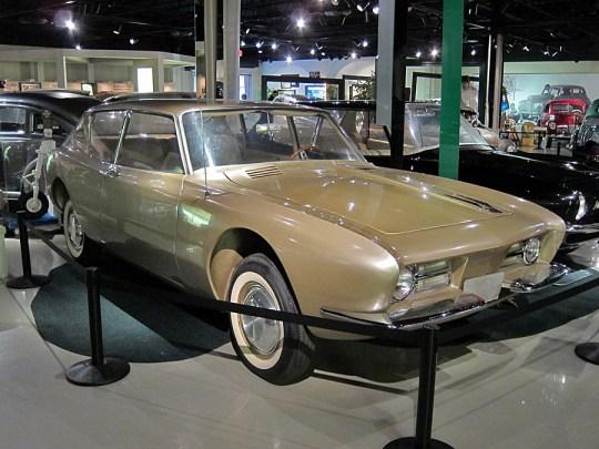 1962StudebakerFastback