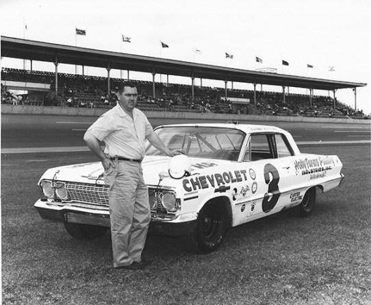 Chevrolet 1963 johnson 427