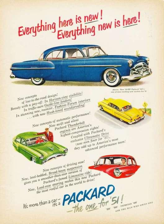 Packard 1951 Ad-05