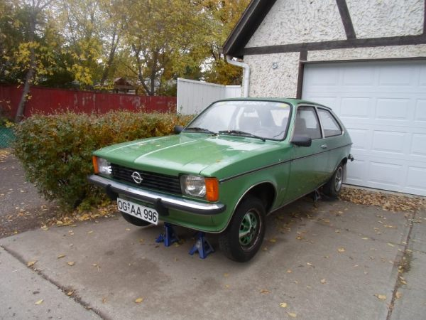 1978 Opel Kadett City