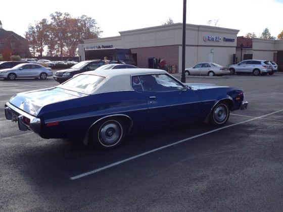 Ford 1973 Torino rq