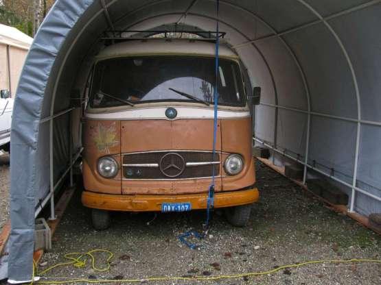 Mercedes L319 L