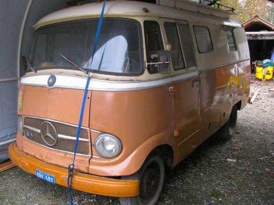 Mercedes L319 fq