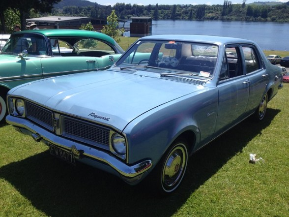 1. 1971 HG Holden Kingswood