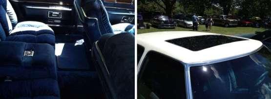 16. 1976 Cadillac Fleetwood Talisman