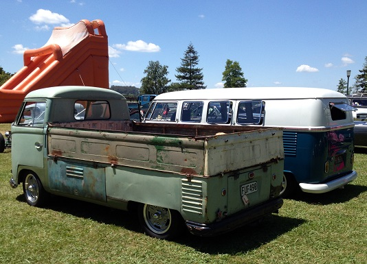 18.  2 1962 VWs