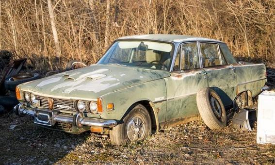 500 Rover 3500 P6