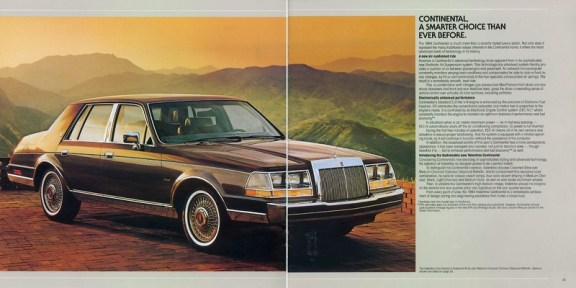 84 Continental