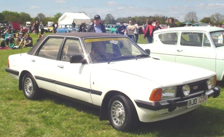 1980 Ford Cortna Ghia