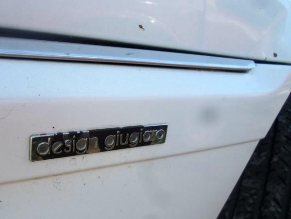 1989 Eagle Premier badge