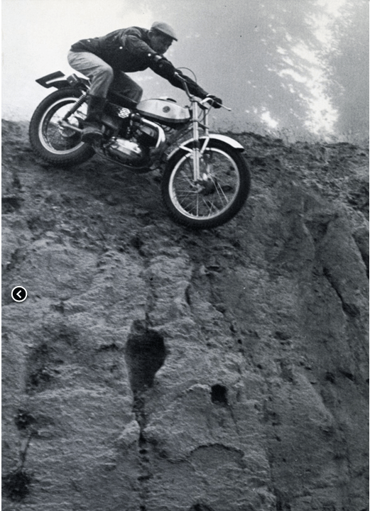 Bultaco sammy Miller