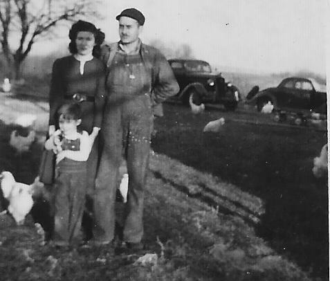 Mom, Dad, Ed unknown year