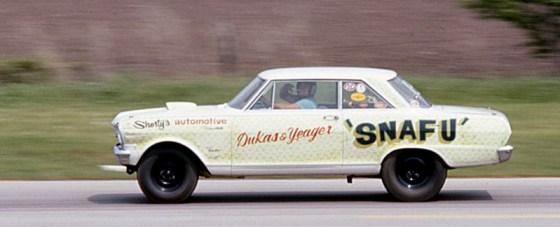 15 Chevy II