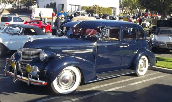 1939 Chevy Sedan