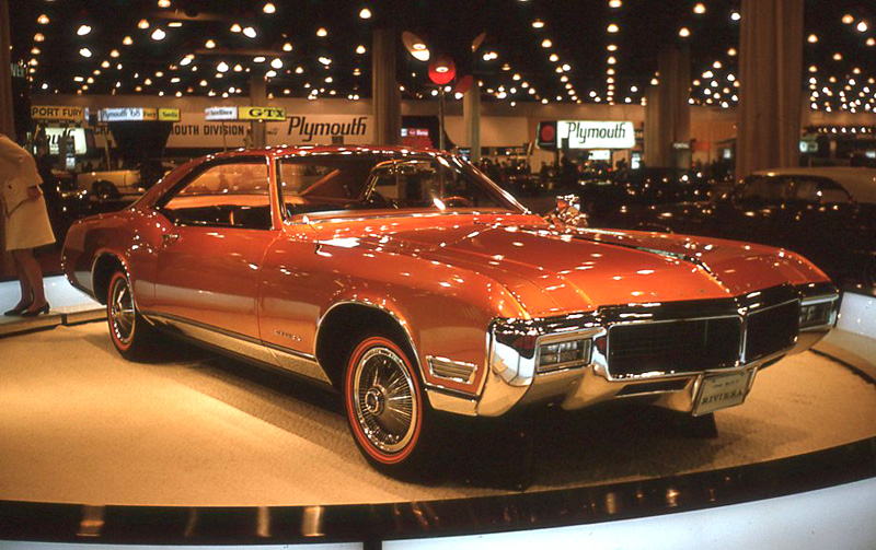 Car Paint Job Cost >> 1968 and '69 Chicago Auto Show, Part 2