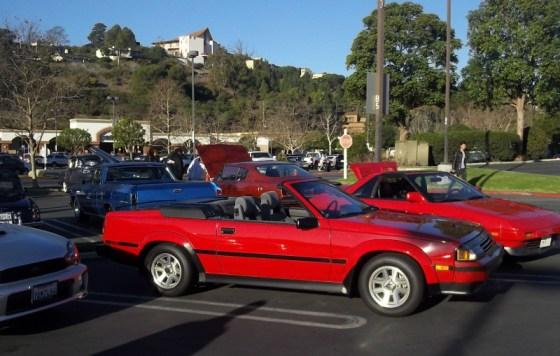 84-85 Celica GTS Convertible