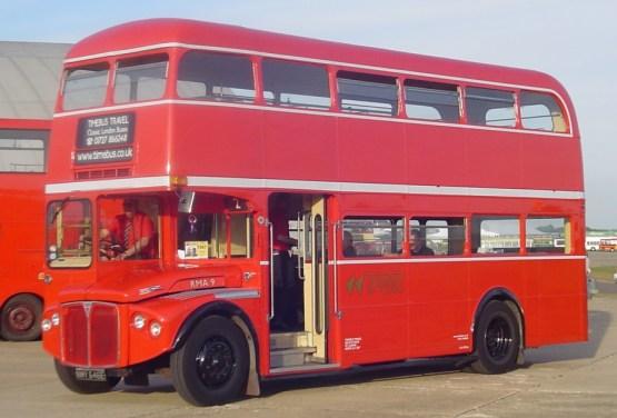 Routemaster RMA9
