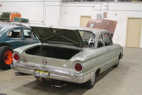 1962 Ford Falcon rear