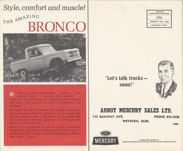 1966 Mercury brochure 3
