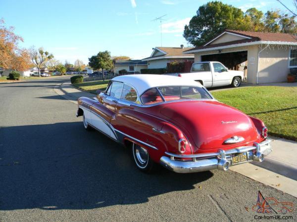 Buick 1951 Roadmaster Riviera
