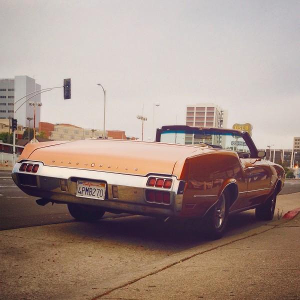 1970 Oldsmobile Cutlass Cutlass Supreme Convertible: Curbside Classic: 1972 Oldsmobile Cutlass Supreme