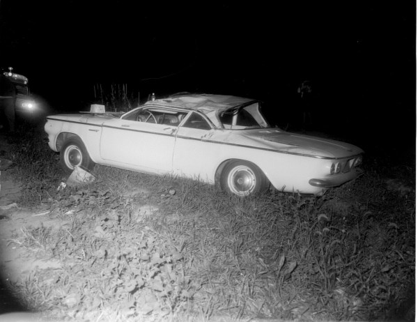 Corvair rolled