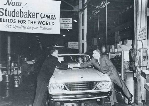 Studebaker 1964 canada