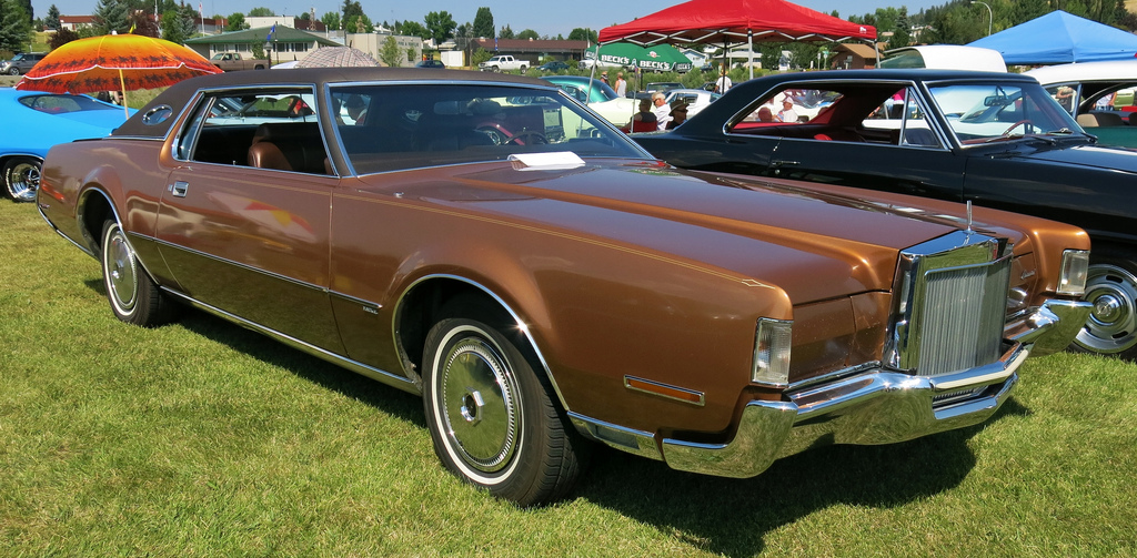 curbside classic 1972 lincoln continental mark iv about. Black Bedroom Furniture Sets. Home Design Ideas