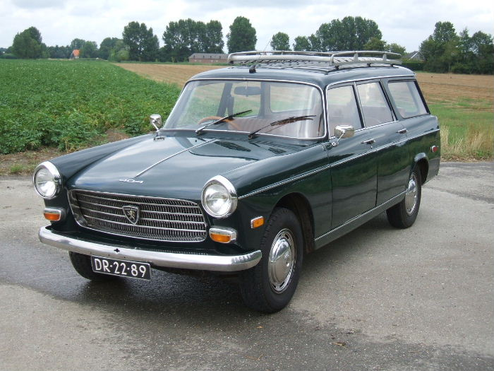 Curbside Classic 1969 Peugeot 404 The Cc Holy Grail Found