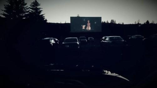 drive-in theater washington - west coast road trip