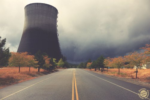 An abandoned nuclear power plant in washington - west coast road trip stops