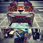 Pianos in Everett Washington - west coast road trip Curiouswriter