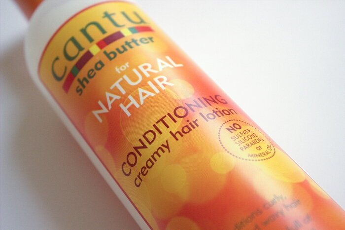 Cantu Shea Butter Conditioning Creamy Hair Lotion Review (3)