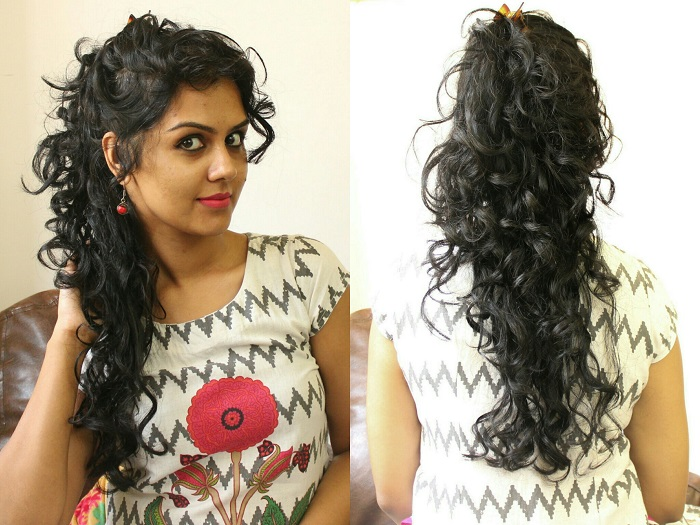 Everyday Hairstyle For Curly Hair : Easy everyday hairstyles for curly hair