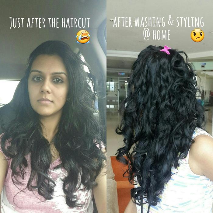An update u2013 Got my hair cut
