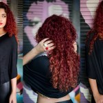 Curly hair routine by guest blogger Aleena(The Style Chair)