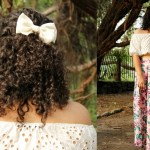 Curly hair routine by blogger Meher (Wiggly Curly Wiggles)