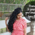 10 Ways to Prevent Your Crown from Lying Flat – Curls from the Roots