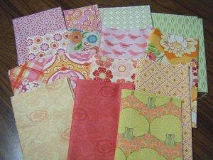 Rain or Shine fabric selection