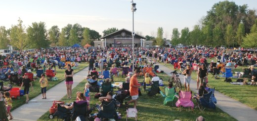 Fishers' public summer concert series is expected to draw thousands of people to the Nickel Plate District for each show. (Submitted photo)