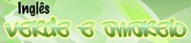 ingles verde e amarelo