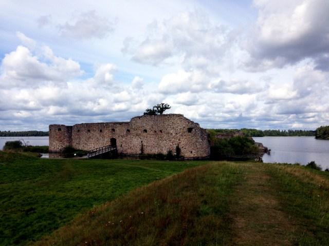 Kronobergs slott (castle), Sweden.