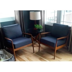 Small Crop Of Mid Century Modern Chairs