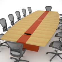 DEI Holdings Conference Table